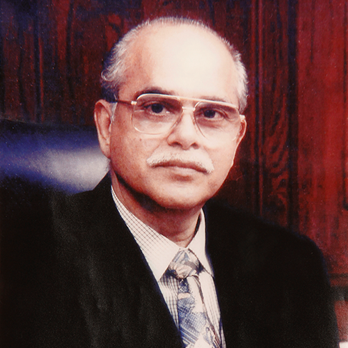 Our Founders - Rupchand Chugani